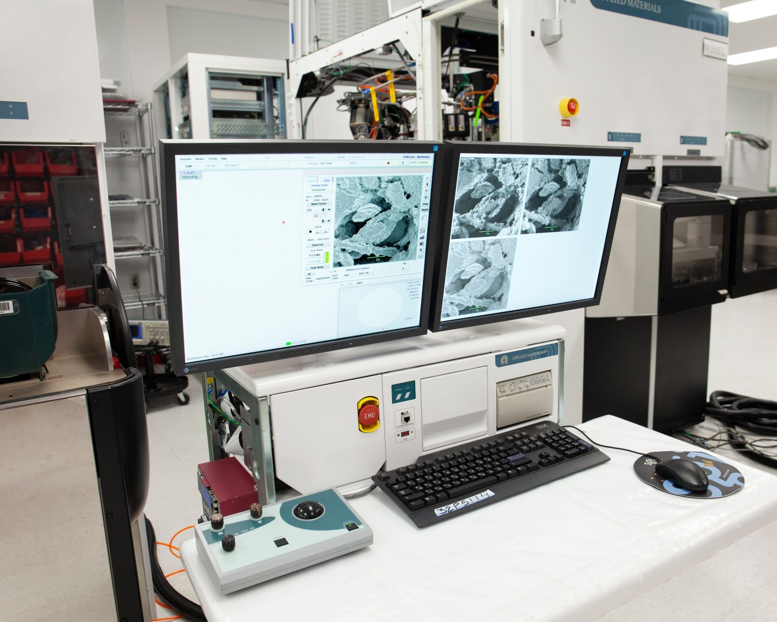 SEMVision G3 Workstation